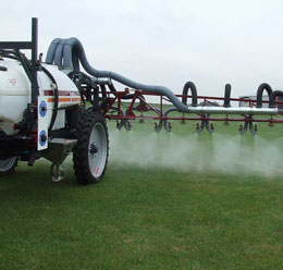 Air Assisted Fan Sprayers
