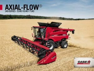 Axial-Flow 140 Series 5140/6140/7140