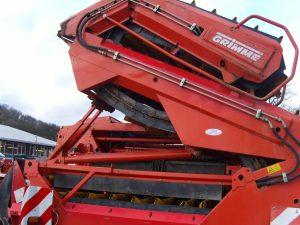 Grimme Harvester GZDL1