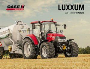 Luxxum 100-120HP Tractors