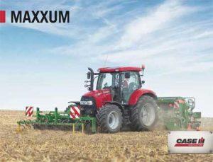 Maxxum Tractors