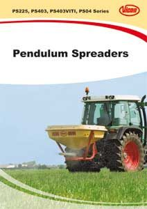 Pendulum Spreaders