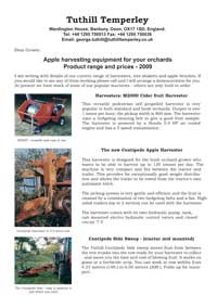 Tuthill Temperley Brochure