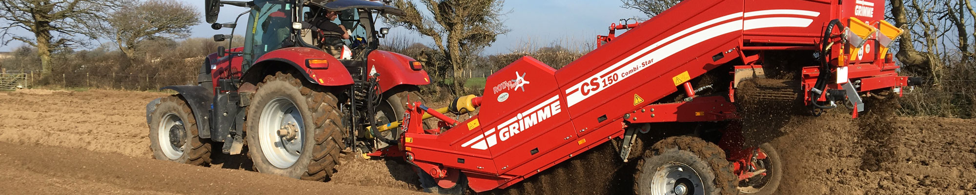 Grimme Potato, Beet & Vegetable Technology