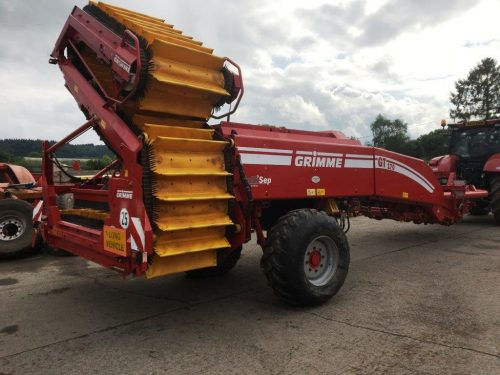 Grimme Potato Harvester GT170S