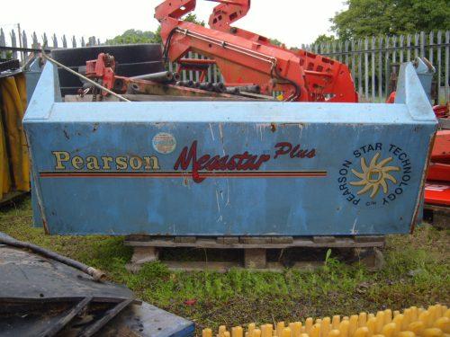 Pearson Megastar Stonebox