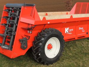 Rear Discharge muck spreader hire (Herefordshire)