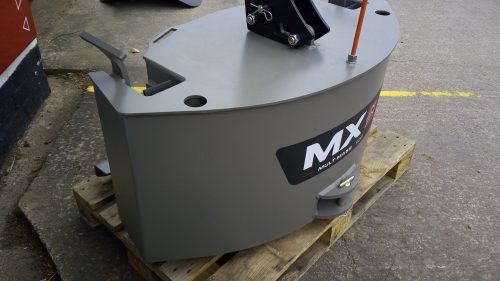 MULTIMASS 900kg Tractor weight