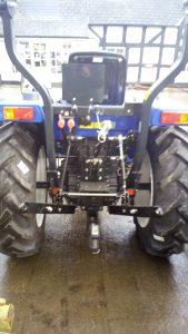 ISEKI TLE3400 Premium Economy Tractor