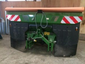 AMAZONE ZA-V 2700 fertiliser spreader Profis