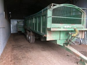 BAILEY 15 TON ROOT TRAILER