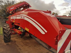 Grimme GT170S Potato Harvester 2017