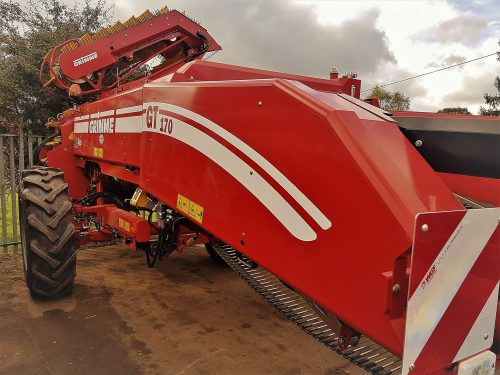 Grimme GT170S Potato Harvester 2017