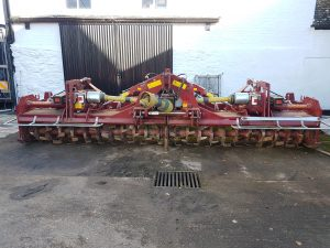 ScanStone Triple Bed Tiller (5.4m, 4 plough)