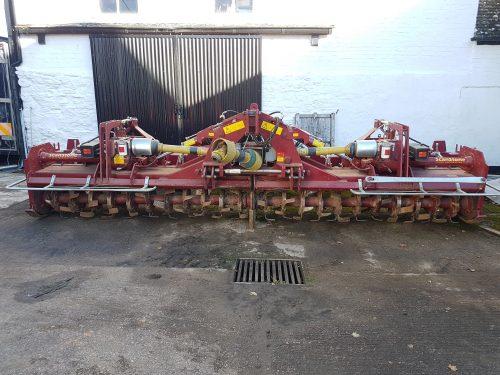 ScanStone Triple Bed Tiller (5.4m, 4 plough)