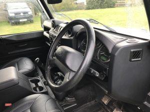 2012 Land Rover Defender 90 11