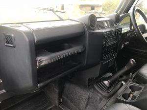 2012 Land Rover Defender 90 13