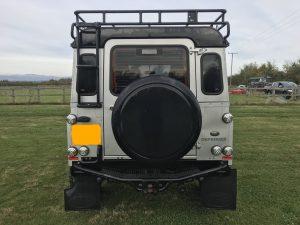 2012 Land Rover Defender 90 5