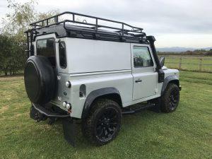 2012 Land Rover Defender 90 6