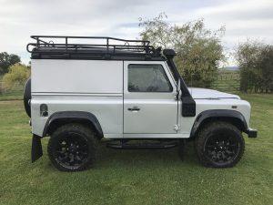 2012 Land Rover Defender 90 7