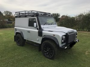 2012 Land Rover Defender 90 8