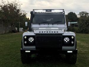 2012 Land Rover Defender 90 9