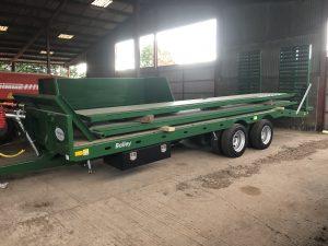 Bailey 15 Ton Beavertail Lowloader 1