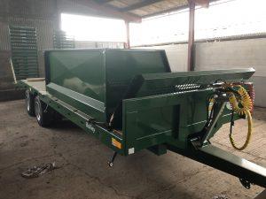 Bailey 15 Ton Beavertail Lowloader 2