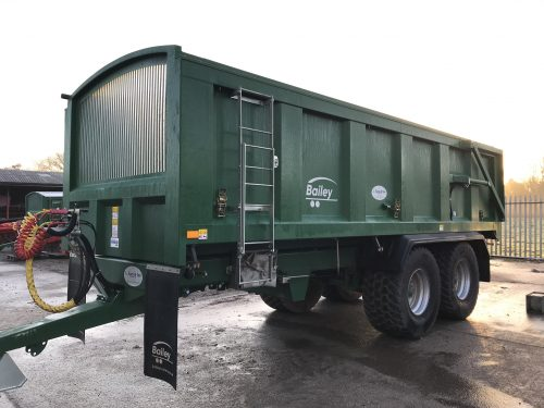 2018 16 ton Bailey Trailer