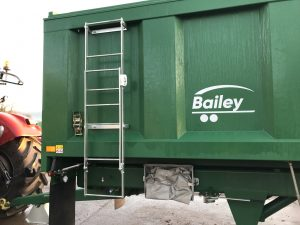 2018 16 ton Bailey Trailer 1