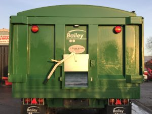 2018 16 ton Bailey Trailer 3