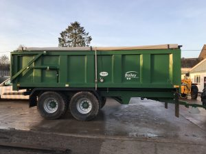 2018 16 ton Bailey Trailer 4