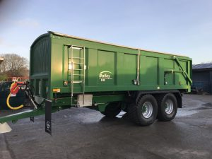 New 2018 16 ton Bailey Trailer 5