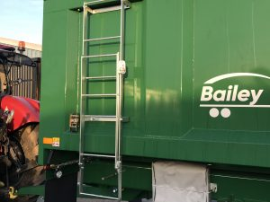 New 2018 16 ton Bailey Trailer 3