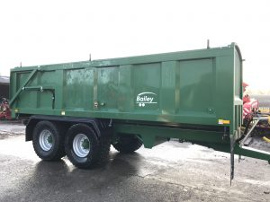 New 2018 16 ton Bailey Trailer 1