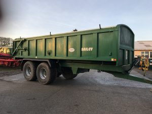 2015 Bailey 15ton Root Trailer 1