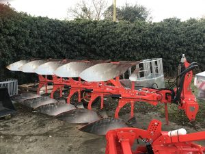 Maschio 5 Furrow Unico L Plough 2