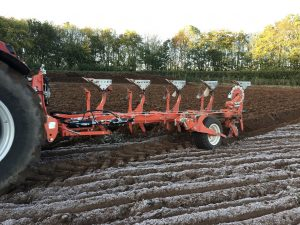 Maschio 5 Furrow Unico L Plough 1