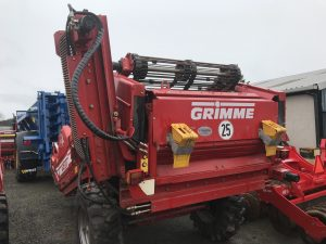Grimme CS150 Destoner 1