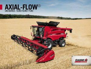 Axial-Flow 140 Series 5140/6140/7140