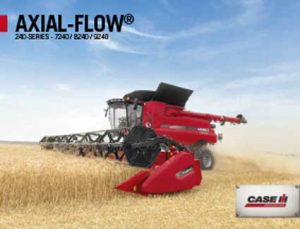 Axial-Flow 240 Series 7240/8240/9240