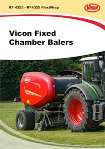Fixed Chamber Balers