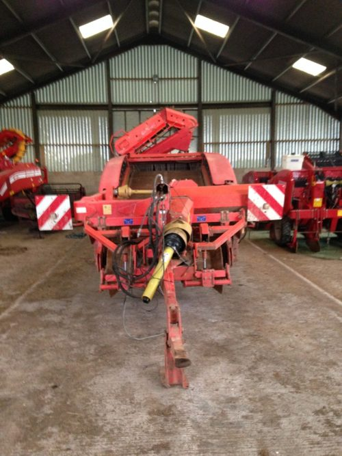Grimme Potato Harvester GZDLS