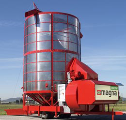 Opico Grain Dryer
