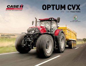 Optum CVX 270-300 Tractors