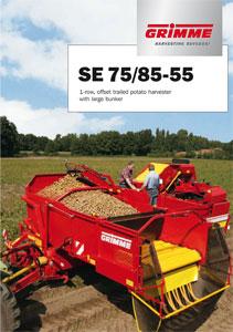 Bunker Harvester SE 75-55