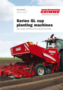 Cup Planting Machines