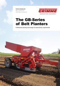 GB Series Belt Planters