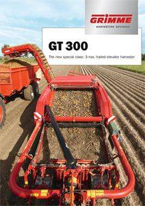 Potato Harvester GT 300