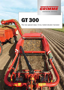 Potato Harvester GT 300